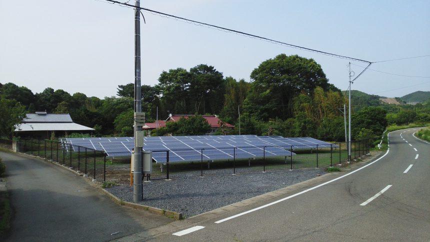 株式会社ソーラー・ブレス:太陽光発電パネル設置(カナディアン)那須烏山市O様47.94KW