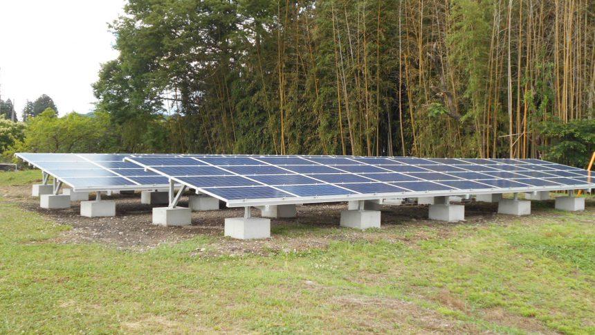 株式会社ソーラー・ブレス:太陽光発電パネル設置(カナディアン・ソーラー)鹿沼市D様29.4KW