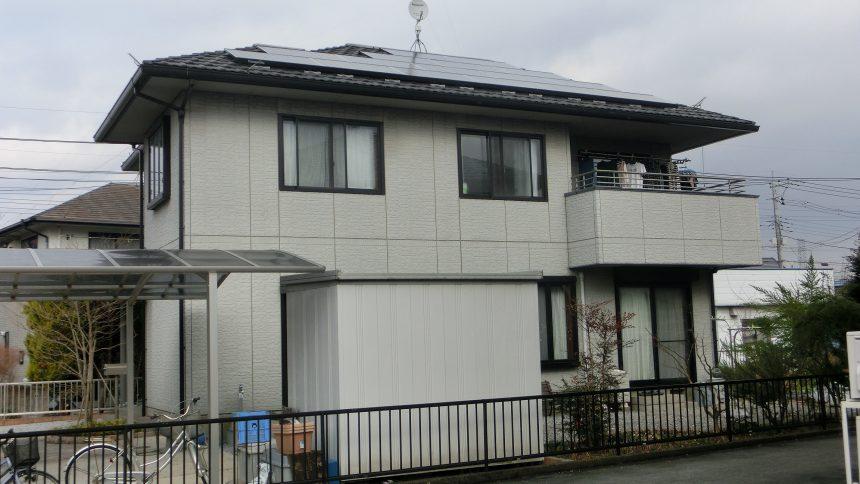 株式会社ソーラー・ブレス:高根沢町 T様 太陽光発電システム設置