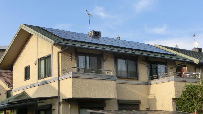 株式会社ソーラー・ブレス:太陽光発電パネル設置(パナソニック)宇都宮市S様5.76KW