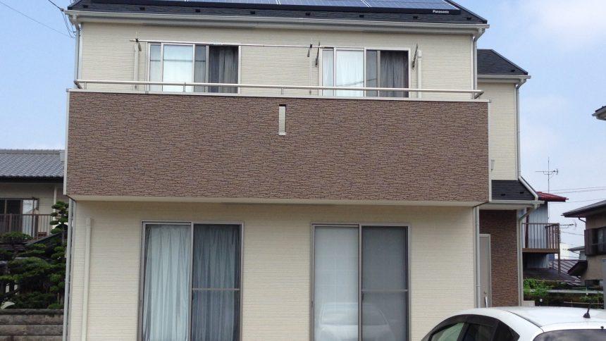 株式会社ソーラー・ブレス:太陽光発電パネル設置(パナソニック)大田原市T様3.84KW