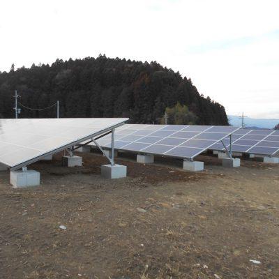 太陽光発電パネル設置(カナディアンソーラー) 矢板市 O様 84.8kw - 株式会社ソーラー・ブレス - 施工事例