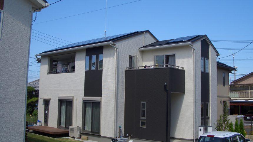 株式会社ソーラー・ブレス:太陽光発電システム設置工事 小山市 H様 4.9kW