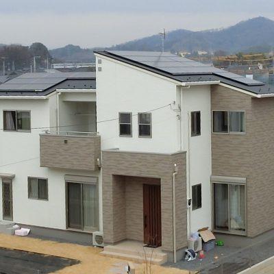太陽光発電パネル設置(長州産業) 佐野市 U様  5.25kw - 株式会社ソーラー・ブレス - 施工事例