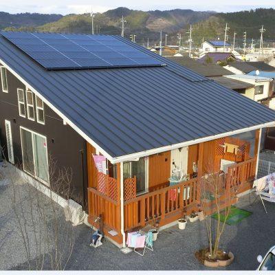 太陽光発電(長州産業)佐野市Y様6.08kW - 株式会社ソーラー・ブレス - 施工事例