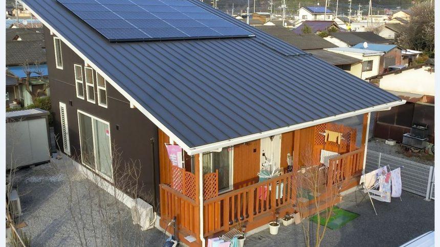 株式会社ソーラー・ブレス:太陽光発電(長州産業)佐野市Y様6.08kW