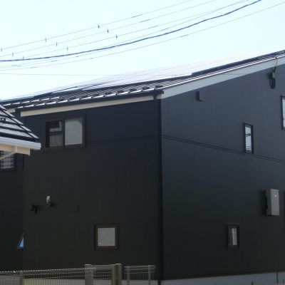 太陽光発電(長州産業)つくば市 H様 7.9kW - 株式会社ソーラー・ブレス - 施工事例