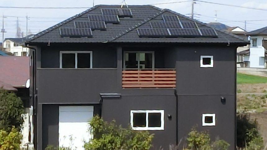 株式会社ソーラー・ブレス:太陽光発電(長州産業)筑西市 H様 5.48kW