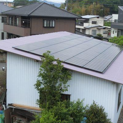 太陽光発電(長州産業)宇都宮市 H様 10.64kW - 株式会社ソーラー・ブレス - 施工事例