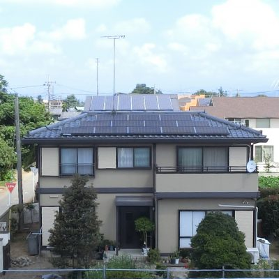 太陽光発電(長州産業)群馬県 太田市 M様 3.98kW - 株式会社ソーラー・ブレス - 施工事例