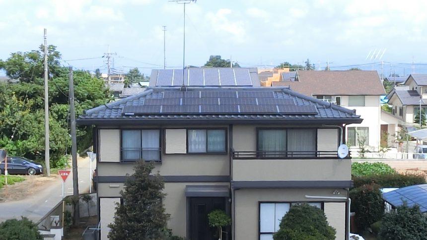 株式会社ソーラー・ブレス:太陽光発電(長州産業)群馬県 太田市 M様 3.98kW