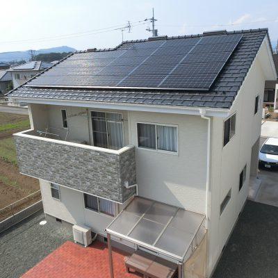 太陽光発電(長州産業)太田市 S様 5.75kW - 株式会社ソーラー・ブレス - 施工事例