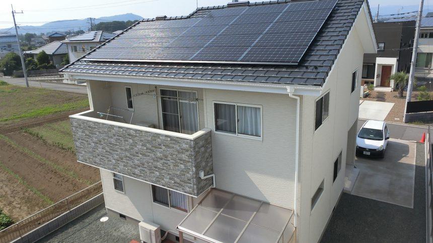 株式会社ソーラー・ブレス:太陽光発電(長州産業)太田市 S様 5.75kW
