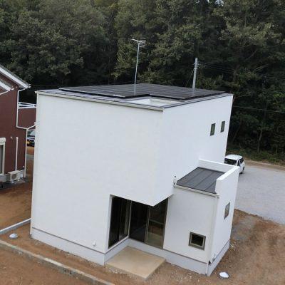 太陽光発電(長州産業)常総市 E様 6.68kW - 株式会社ソーラー・ブレス - 施工事例