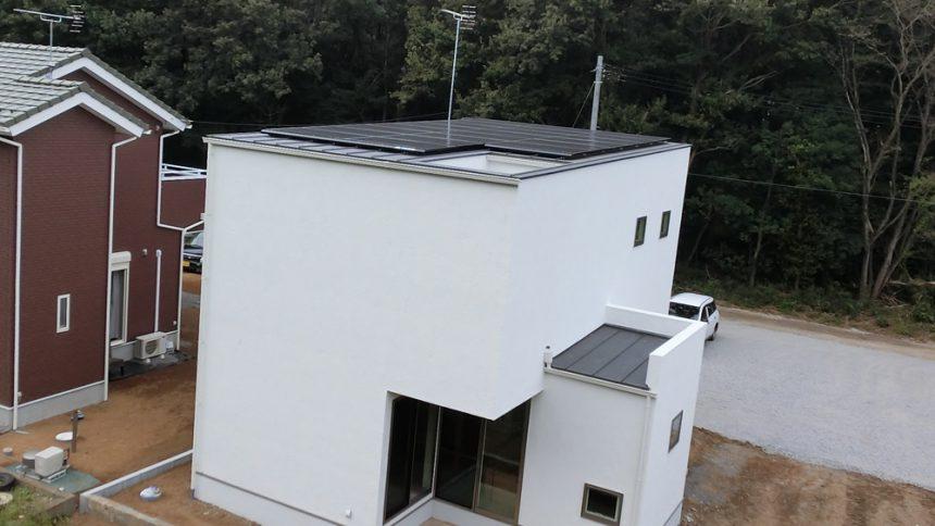 株式会社ソーラー・ブレス:太陽光発電(長州産業)常総市 E様 6.68kW