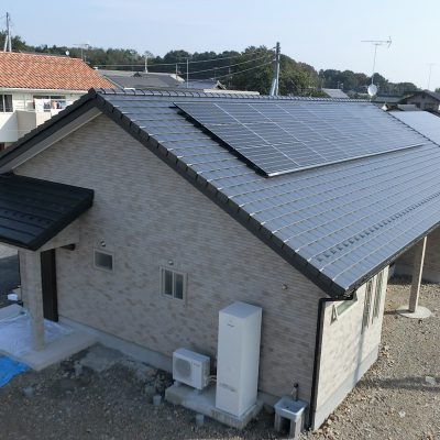 太陽光発電(長州産業)下野市 F様 7.29kW - 株式会社ソーラー・ブレス - 施工事例