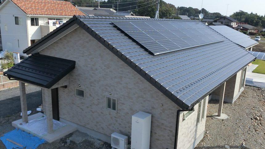 株式会社ソーラー・ブレス:太陽光発電(長州産業)下野市 F様 7.29kW