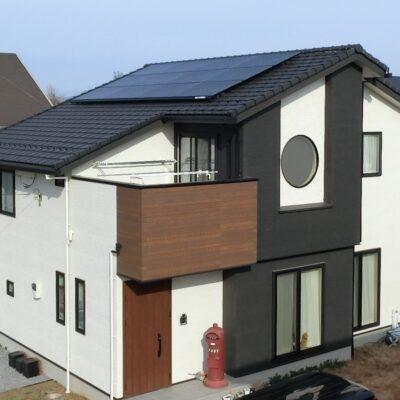 太陽光発電(長州産業)栃木県 足利市 I様 7.29kW - 株式会社ソーラー・ブレス - 施工事例