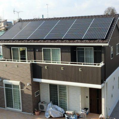 太陽光発電(パナソニック)さくら市 T様 6.04kW - 株式会社ソーラー・ブレス - 施工事例