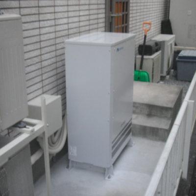 蓄電システム エネパワボL9.8kWh 下野市H様 - 株式会社ソーラー・ブレス - 施工事例