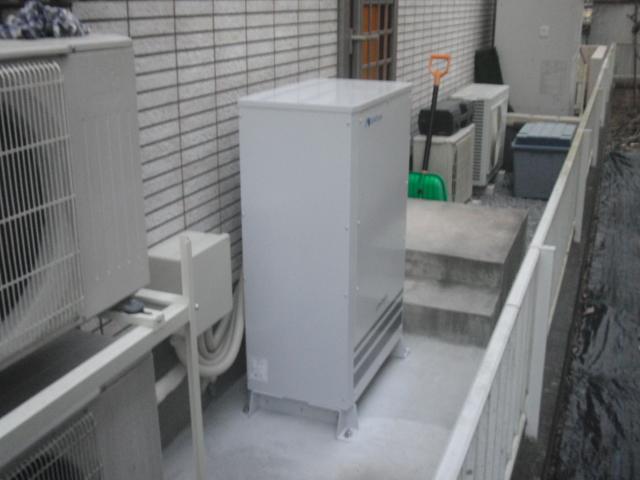 株式会社ソーラー・ブレス:蓄電システム エネパワボL9.8kWh 下野市H様