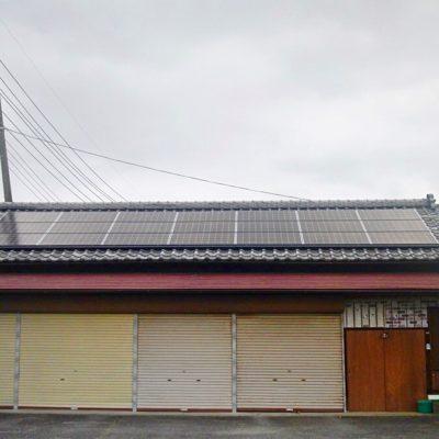 太陽光発電(長州産業)栃木県 佐野市 N様 5.46kW - 株式会社ソーラー・ブレス - 施工事例