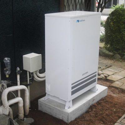 蓄電池システム エネパワボL9.8kWh 栃木県 小山市K様 - 株式会社ソーラー・ブレス - 施工事例