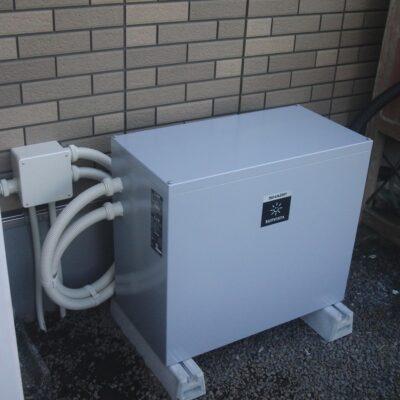 蓄電池システム シャープ8.4kWh 栃木県 小山市K様 - 株式会社ソーラー・ブレス - 施工事例