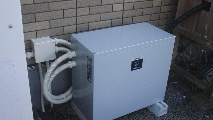 株式会社ソーラー・ブレス:蓄電池システム シャープ8.4kWh 栃木県 小山市K様