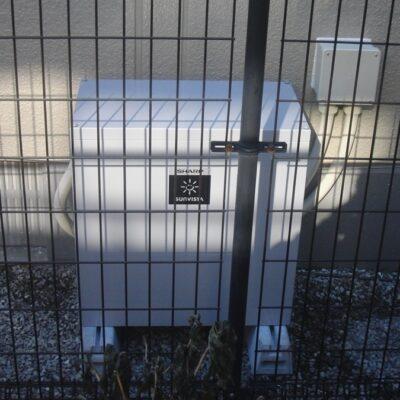 蓄電池システム シャープ6.5kWh 栃木県 宇都宮市F様 - 株式会社ソーラー・ブレス - 施工事例